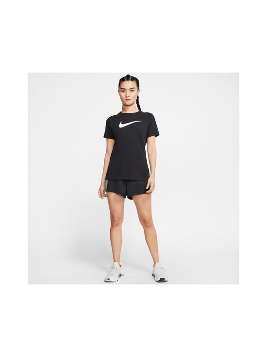 Nike - W Dry Tee -paita - BLACK/BLACK/HTR/WHITE | Stockmann - photo 6