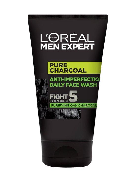 L'ORÉAL MEN EXPERT - Men Expert Anti-Imperfection Daily Face Wash -puhdistusgeeli 100 ml - NOCOL | Stockmann - photo 1