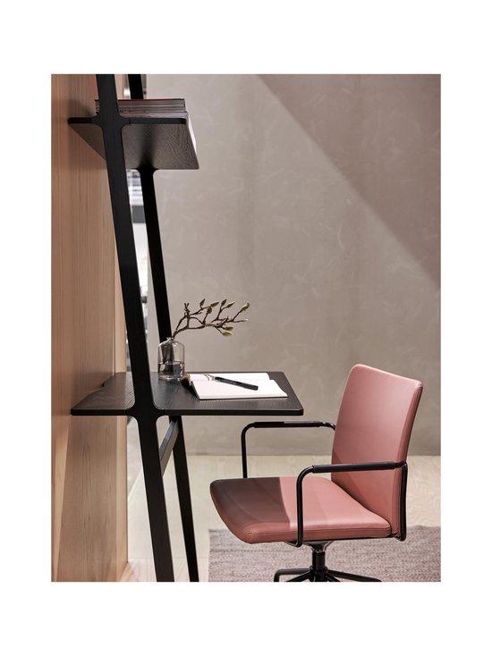 Swedese - Libri-työpöytä 76 x 60 x 227 cm - BLACK | Stockmann - photo 2