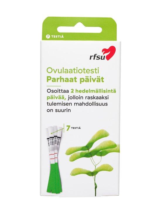 RFSU - Ovulaatiotesti 7 kpl - NOCOL | Stockmann - photo 1
