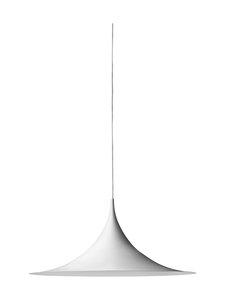 Gubi - Semi-riippuvalaisin ⌀ 30 cm - WHITE SEMI MATT | Stockmann