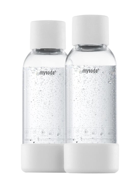 MySoda - Juomapullo 0,5 l, 2 kpl - WHITE | Stockmann - photo 1