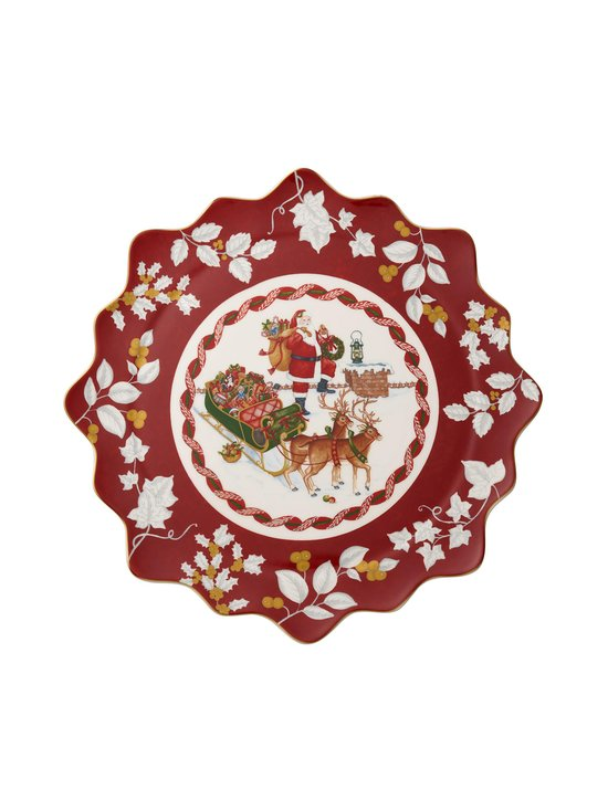 Villeroy & Boch - Toy's Fantasy Pastry Plate Large -lautanen - MULTICOLOR | Stockmann - photo 1