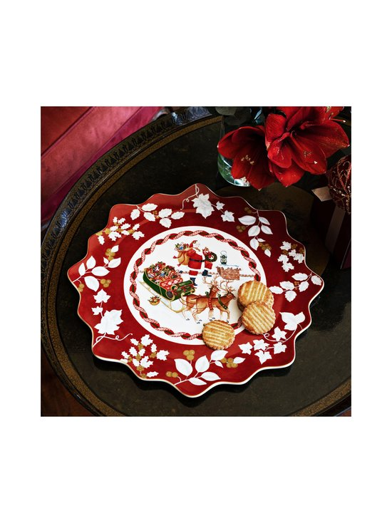 Villeroy & Boch - Toy's Fantasy Pastry Plate Large -lautanen - MULTICOLOR | Stockmann - photo 2