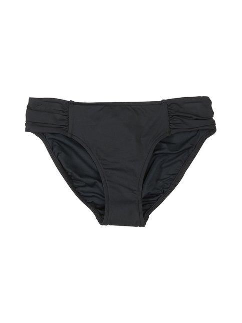 Ruched Side Retro -bikinialaosa