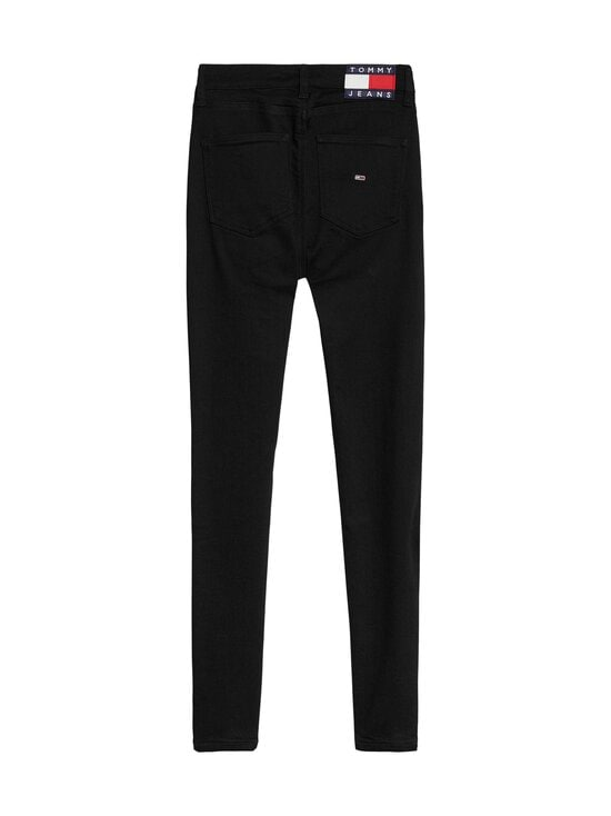 Tommy Jeans - Sylvia High Rise Super Skinny -farkut - 1BY MALMO BLACK STR   Stockmann - photo 2