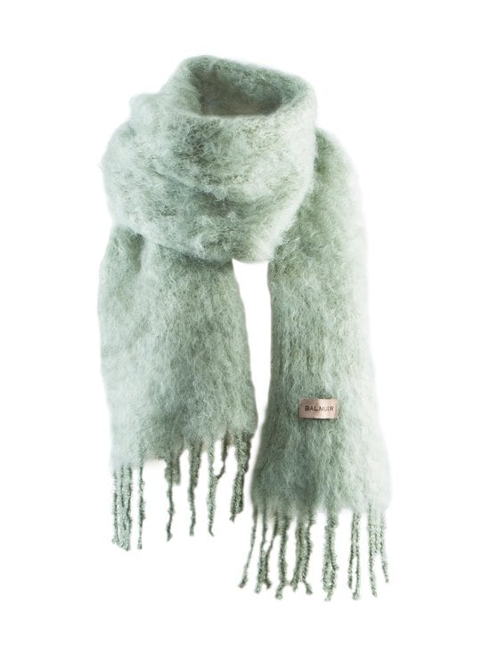 Balmuir - Aurora Kid Mohair -huivi - 725 ICEBERG GREEN | Stockmann - photo 1