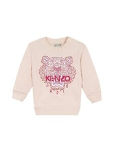 KENZO KIDS - Tiger Jg -collegepaita - 31P LIGHT PINK | Stockmann