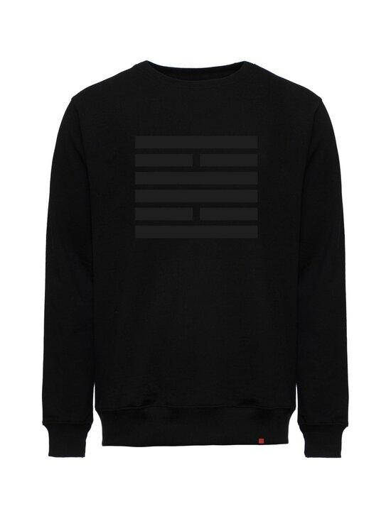 BILLEBEINO - Darkside Sweatshirt -collegepaita - 99 BLACK | Stockmann - photo 1