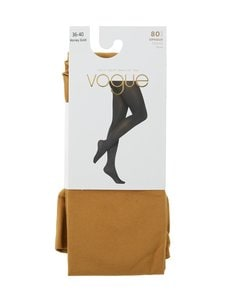 Vogue - Opaque 3D -sukkahousut 80 den - 4891 HONEY GOLD | Stockmann