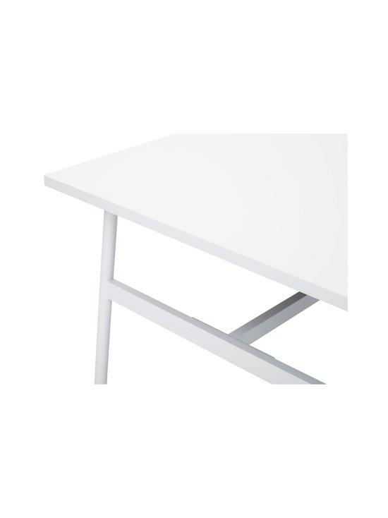 Normann Copenhagen - Union-pöytä 140 x 90 cm - VALKOINEN   Stockmann - photo 2