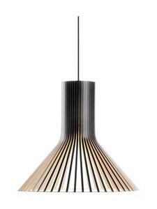 Secto Design - Puncto Pendant Birch -kattovalaisin - BLACK | Stockmann