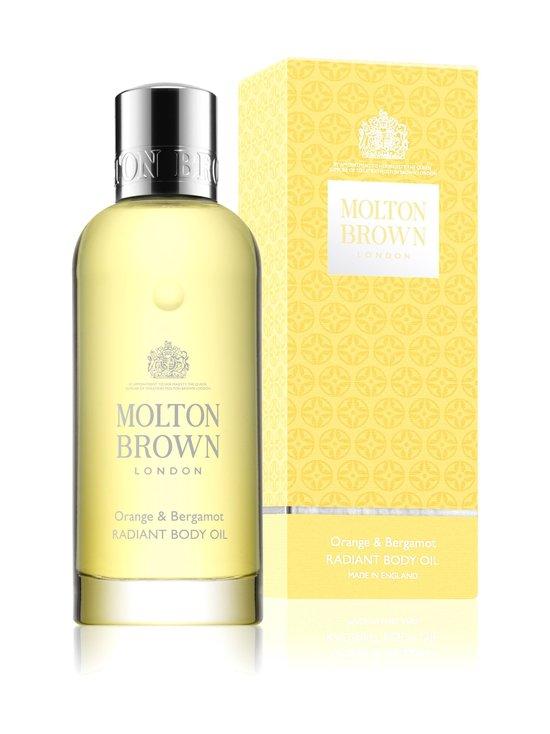 Molton Brown - Orange & Bergamot Radiant Body Oil -vartaloöljy 100 ml - NOCOL | Stockmann - photo 1