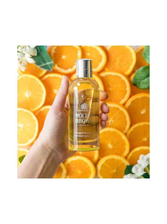 Molton Brown - Orange & Bergamot Radiant Body Oil -vartaloöljy 100 ml - NOCOL | Stockmann - photo 6