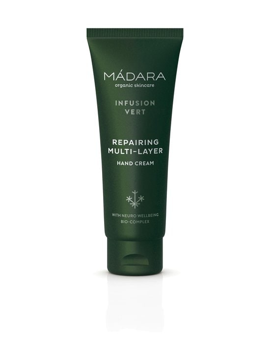 Madara - Infusion Vert Repairing Multi-Layer -käsivoide 75 ml - null | Stockmann - photo 1