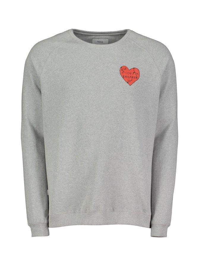 Breaker Sweatshirt -collegepaita