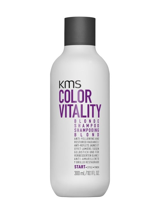 KMS - ColorVitality Blonde Shampoo 200 ml - null | Stockmann - photo 1