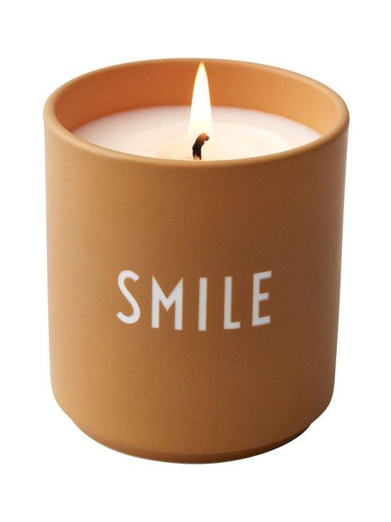 Design Letters - Scented Candle Large -tuoksukynttilä - MUSTARD | Stockmann - photo 1