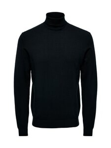 Only & Sons - OnsWyler Life Roll Neck -neule - BLACK | Stockmann