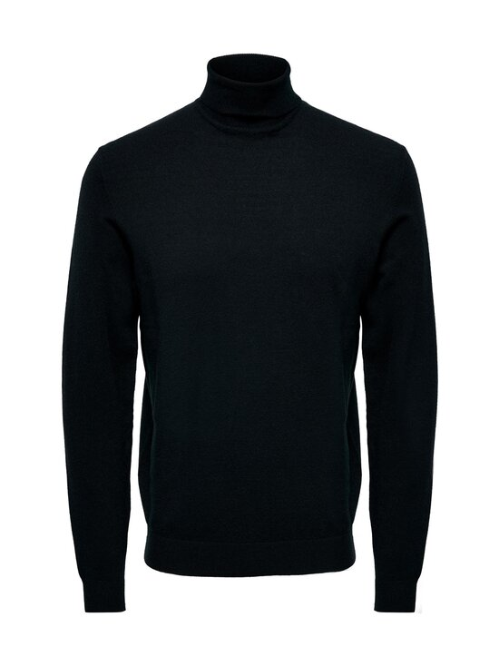 Only & Sons - OnsWyler Life Roll Neck -neule - BLACK | Stockmann - photo 1