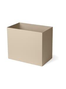Ferm Living - Plant Box Pot Large -laatikko - CASHMERE | Stockmann