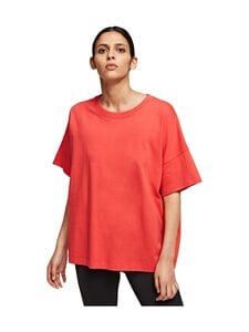 Karl Lagerfeld - Relaxed Fit T-Shirt -pusero - TANGERINE   Stockmann