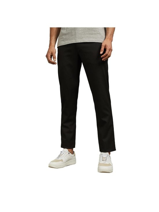 Ted Baker London - Seyii Slim Fit Plain -housut - 00 BLACK | Stockmann - photo 3