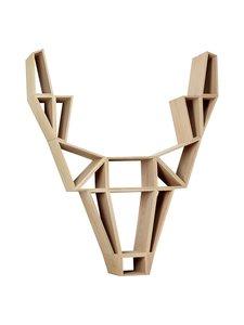 BEdesign - Deer-kirjahylly - TAMMI | Stockmann