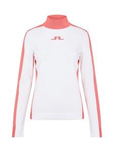 J.Lindeberg - Adia Golf Sweater -neule - 0000 WHITE | Stockmann