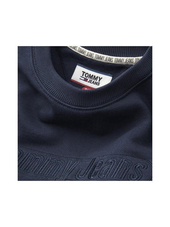 Tommy Jeans - Tjm Tonal Logo Crew -collegepaita - C87 TWILIGHT NAVY | Stockmann - photo 3