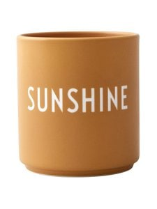 Design Letters - Favourite-muki, You Rock/Sunshine - MUSTARD | Stockmann