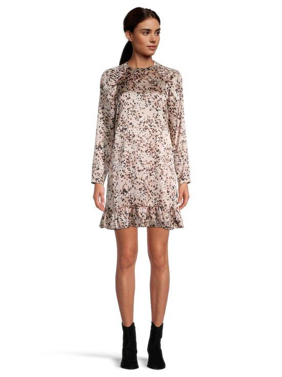 Noisy may - NmSatta L/S Short Dress -mekko - ROSE DUST AOP:ANIMAL | Stockmann - photo 2