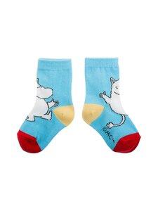 Muumi - Socks Baby -sukat - LIGHT BLUE/YELLOW/RED | Stockmann