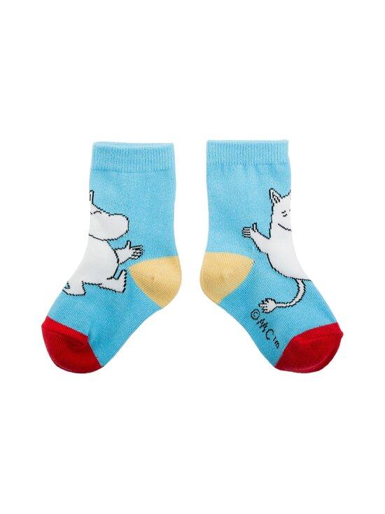 Muumi - Socks Baby -sukat - LIGHT BLUE/YELLOW/RED | Stockmann - photo 1