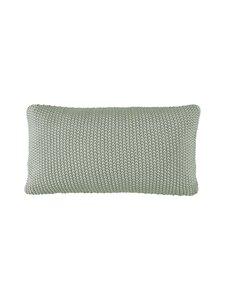 Marc O'Polo Home - Nordic Knit -koristetyyny 30 x 60 cm - GARDEN GREEN | Stockmann