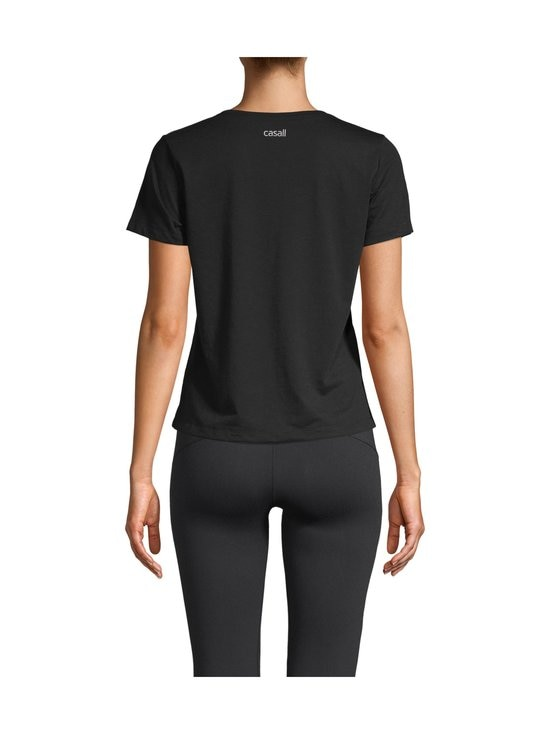 Casall - Texture Tee -treenipaita - 901 BLACK | Stockmann - photo 3