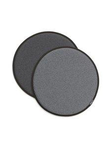 Vitra - Seat Dot -istuintyyny ø 38 cm - HARMAA/TUMMANHARMAA | Stockmann