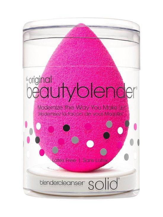Beautyblender - Original Single -meikkisieni + Mini Solid Cleanser -saippua - PINKKI | Stockmann - photo 1