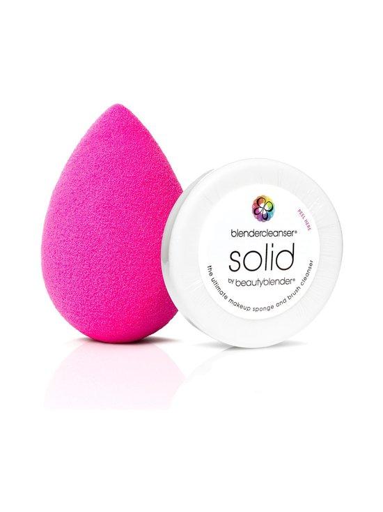 Beautyblender - Original Single -meikkisieni + Mini Solid Cleanser -saippua - PINKKI | Stockmann - photo 2