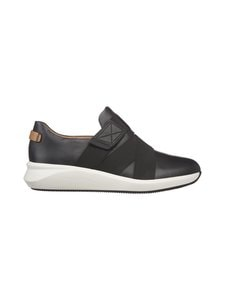 Clarks - Un Rio Strap -loaferit - BLACK | Stockmann