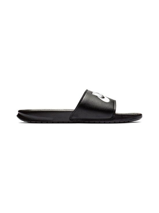 Nike - Benassi JDI -sandaalit - BLACK   Stockmann - photo 1