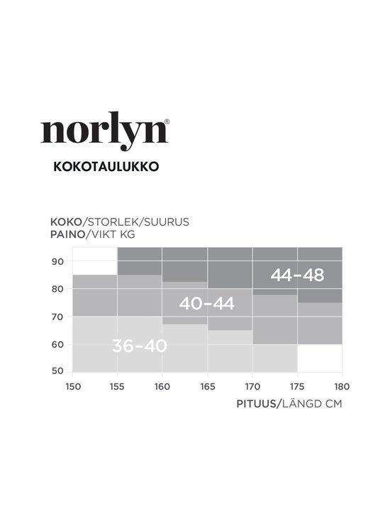 Norlyn - Support 40 den -tukisukkahousut - BLACK | Stockmann - photo 2