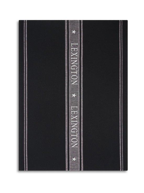 Lexington - Living Star -keittiöpyyhe 50 x 70 cm - BLACK/WHITE | Stockmann - photo 1