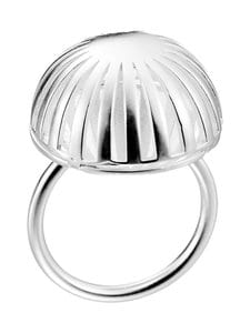 Aarikka - Aisti-sormus 17,5 mm - HOPEA | Stockmann