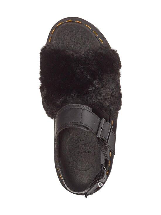Dr. Martens - Voss 2 Fluffy -sandaalit - BLACK | Stockmann - photo 2