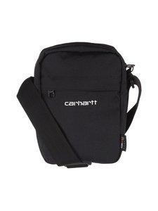 Carhartt WIP - Payton Shoulder Pouch -laukku - BLACK / WHITE   Stockmann