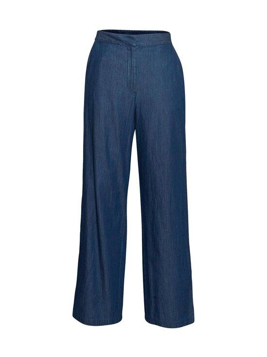 Moss Copenhagen - Rida Lyanna Pants -housut - MID BLUE WASH | Stockmann - photo 1