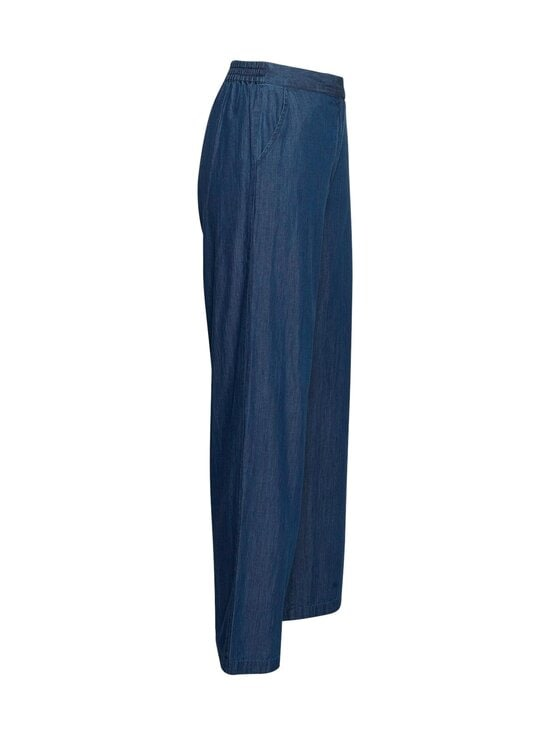 Moss Copenhagen - Rida Lyanna Pants -housut - MID BLUE WASH | Stockmann - photo 3