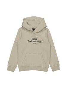 Peak Performance - Jr Original Hood -collegehuppari - CELSIAN BEIGE | Stockmann