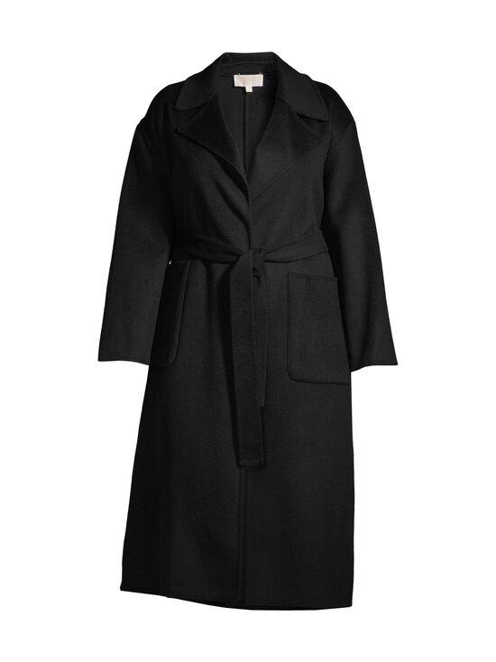 Michael Michael Kors - Coat Doubleface Robe -villakangastakki - 001 BLACK | Stockmann - photo 1